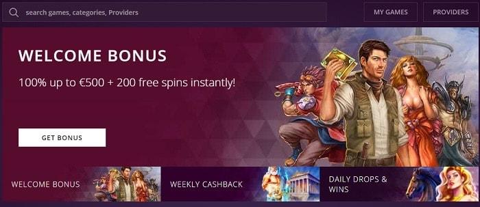 Malina Free Bonus and Rewards