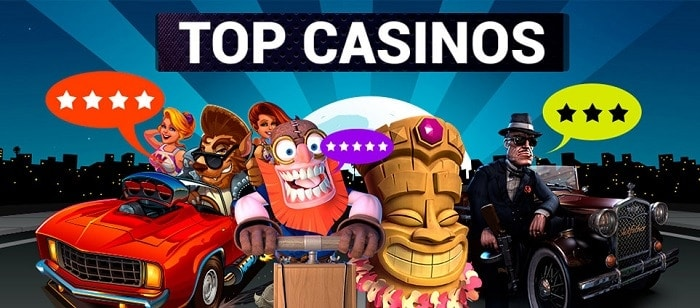 Find the best online casino with our guide!