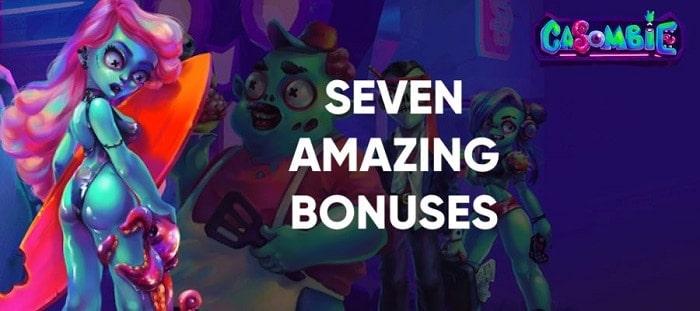 Casombie No Deposit Bonus