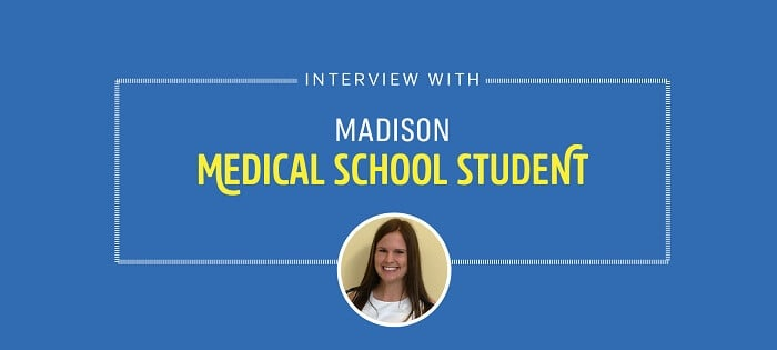 Check Out More Med School Student Interviews Here!
