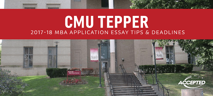 Get your free guide to answering the MBA application essays!