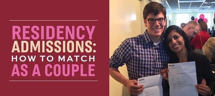 Residency Tips on How to Match as a Couple