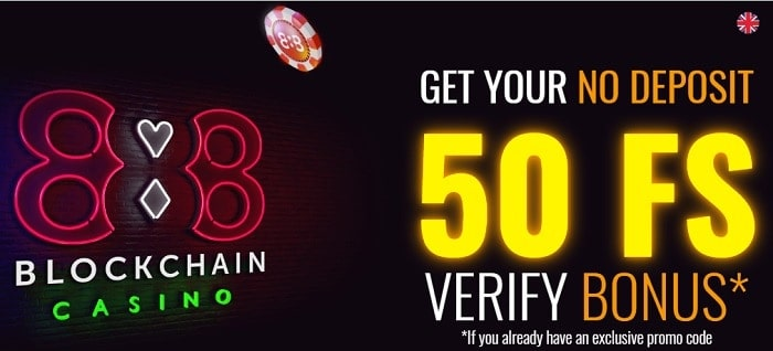 50 free spins after verification