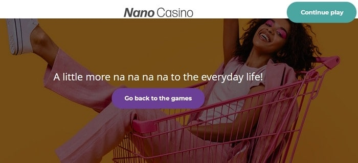 Quick Casino - fast deposit and payout