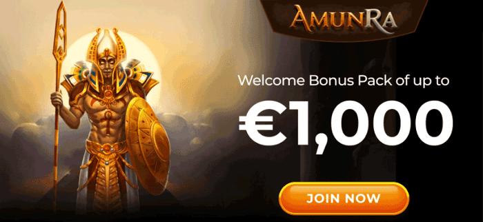 AmunRa Bonus