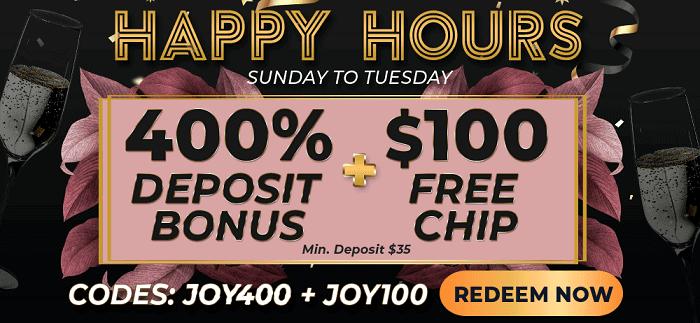 Hallmark Happy Hours