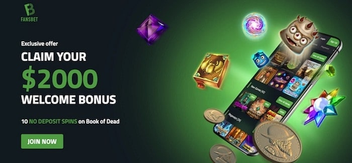 Exclusive Bonus and Free Spins