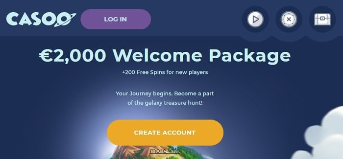 Create Your Gaming Account