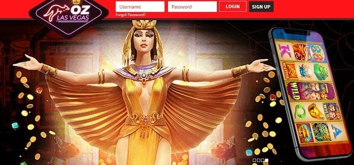 OZ LasVegas Casino Games