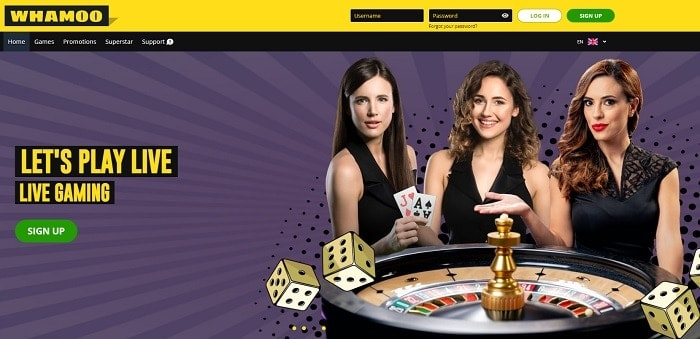 Live Dealer and Freeplay