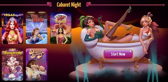 Winota Cabaret Night