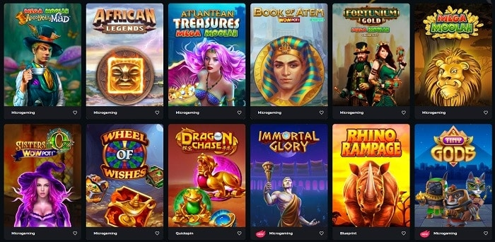 Boomerang Casino Progressive Jackpots