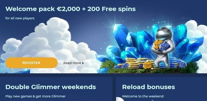Bonus for new players