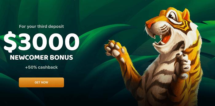 3rd deposit bonus