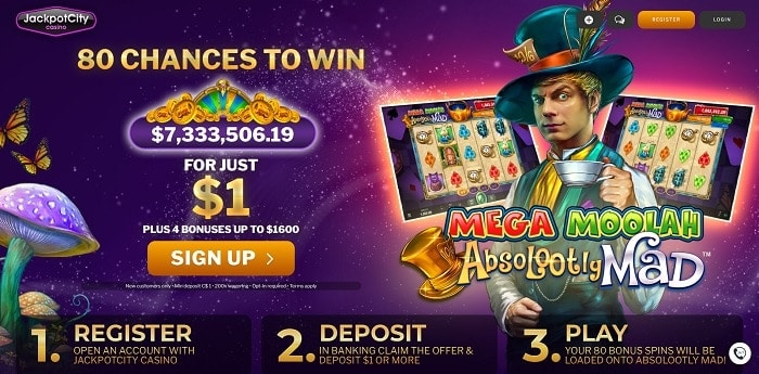 Get Free Rounds on Microgaming Jackpot!