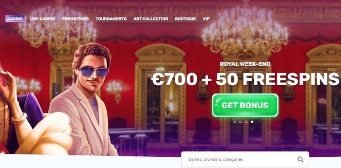 Slots Palace Reload Bonus