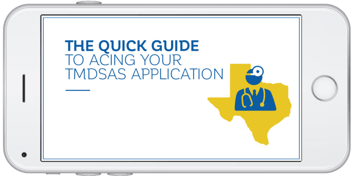TMDSAS application guide