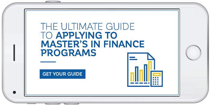 The ultimate guide to applying to Masters in Finance programs