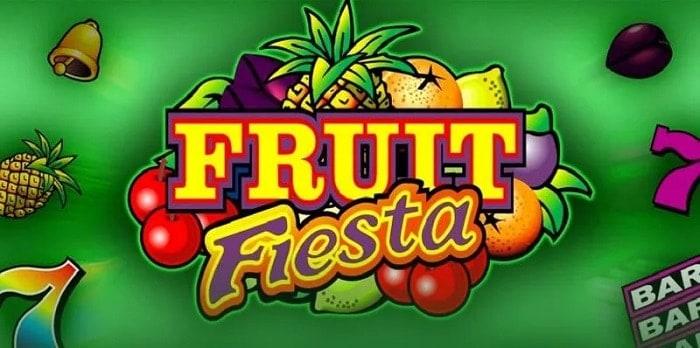 Fruit Fiesta progressive slot review
