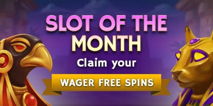 Wager Free Spins