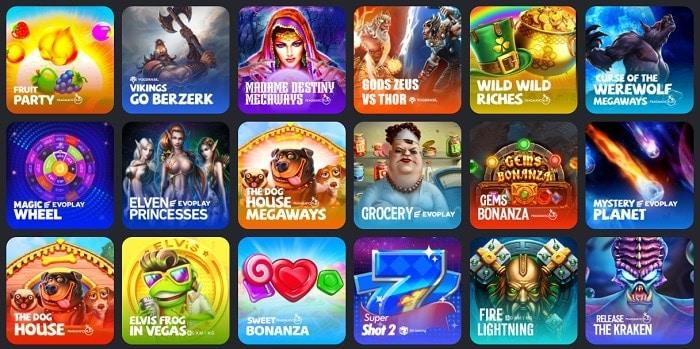 BC Game Casino Free Play