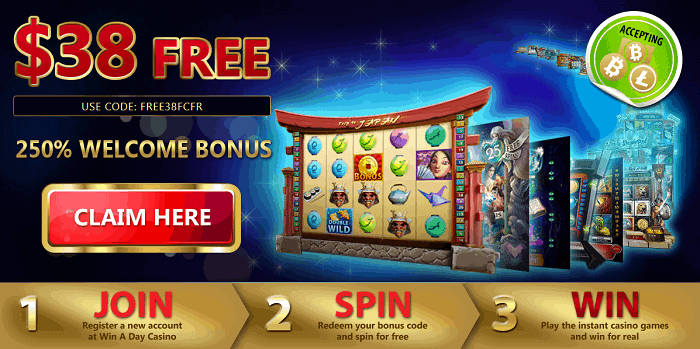 Claim $38 Free Bonus