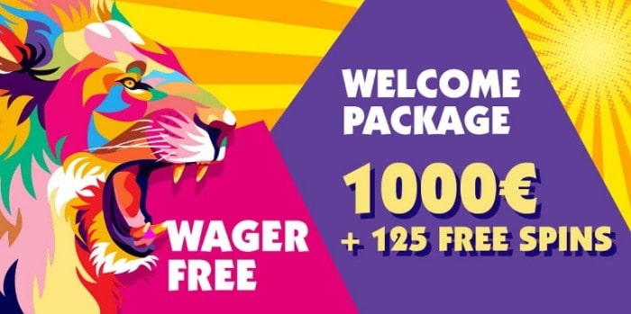 Welcome Package and Free Spins Games