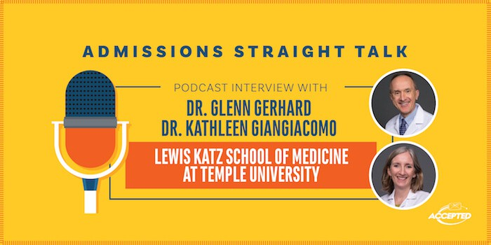 Lewis Katz School of Medicine at Temple University podcast