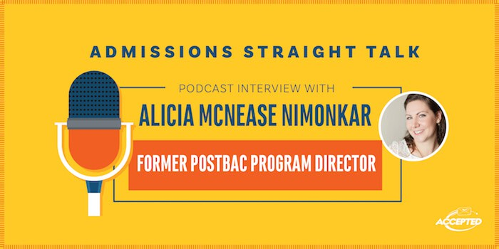 A former postbac program directors speaks about all things postbac
