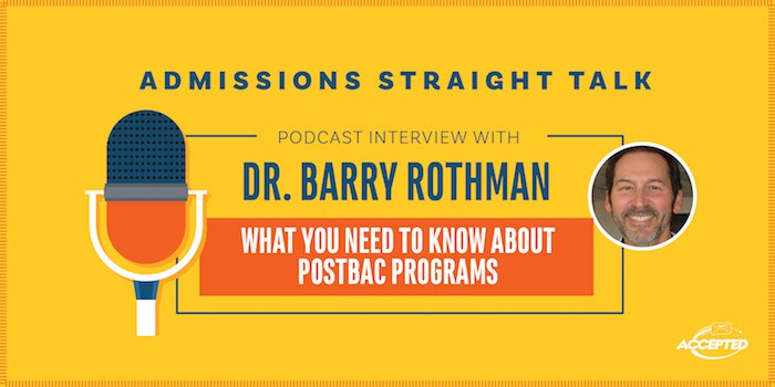 What you need to know about postbac programs
