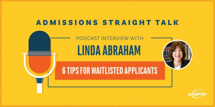 6 Tips for Waitlisted Applicants