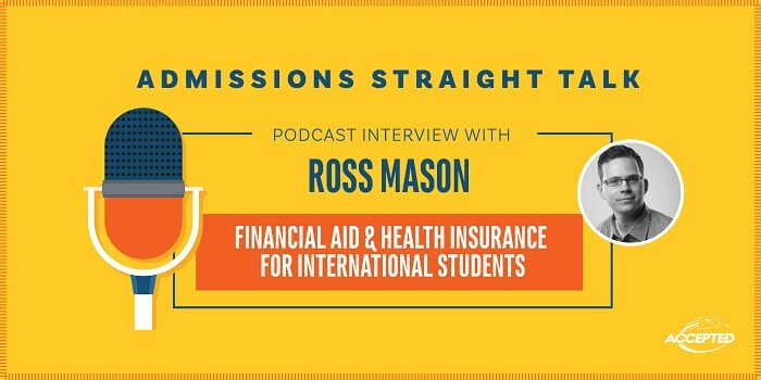 Podcast interview with Ross Mason