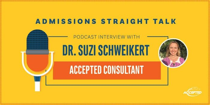 Podcast Interview with Dr. Suzi Schweikert, an OBGYN, MPH, and Accepted Consultant