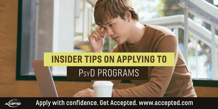 Insider tips on applying to PsyD programs