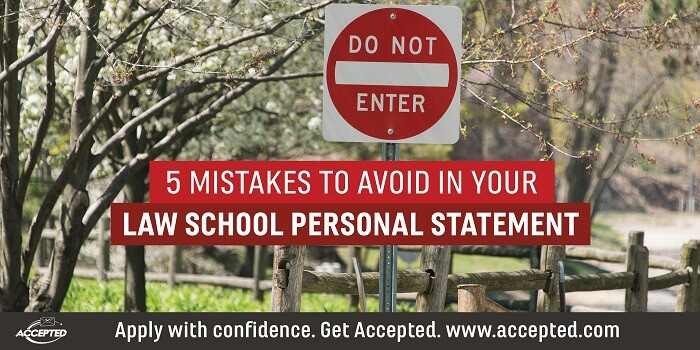 Writing your Law School Personal Statement - Download our guide on the 5 fatal flaws to avoid!