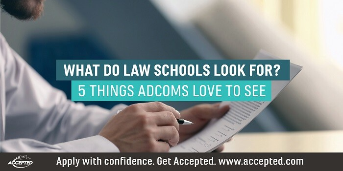 "Know what Law Schools are Looking for with our free guide ""The Law School Admissions Guide: 8 Tips for Success"" Download your copy today!"