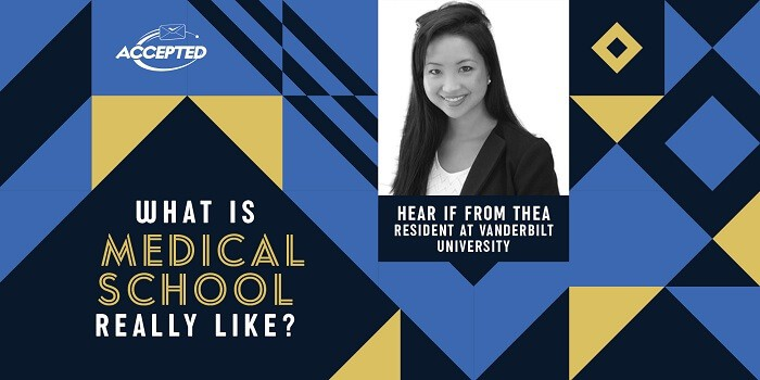 What is medical school really like? Hear it from Thea, resident at Vanderbilt University