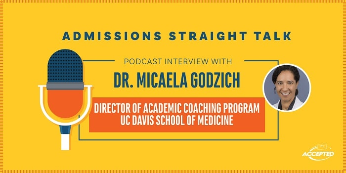 Podcast interview with Dr. Micaela Godzich