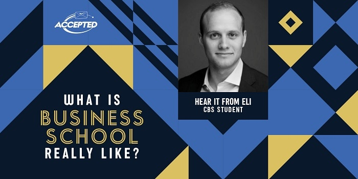 What is business school really like? Hear it from Eli, a first-year MBA student at Columbia Business School!