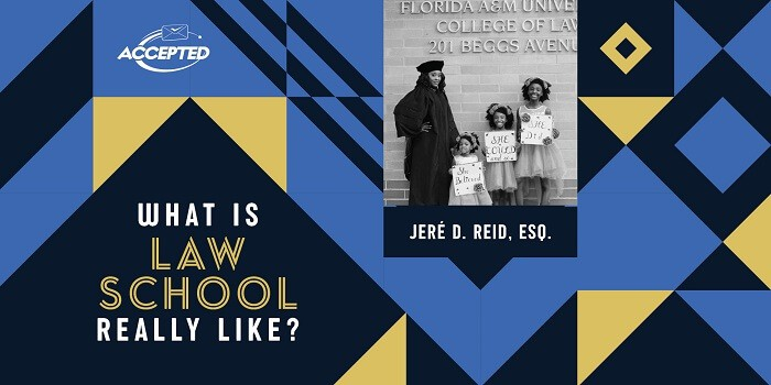 What is law school really like? Hear it from new lawyer Jere!