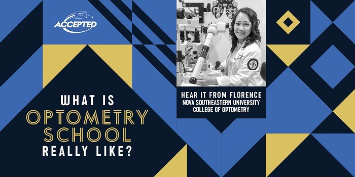What is optometry school really like? Hear it from Florence, NSU College of Optometry student!