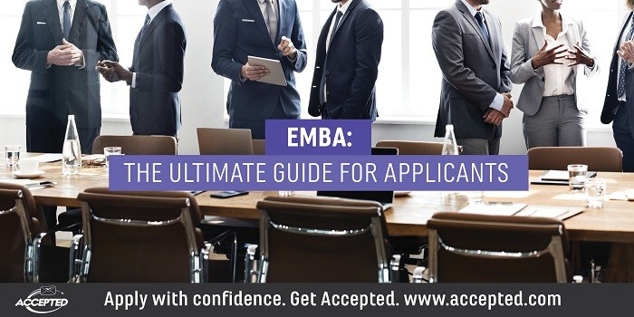EMBA: The Ultimate Guide for Applicants