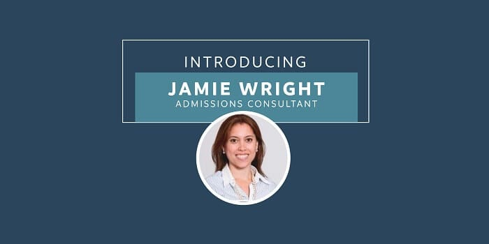 Introducing Jamie Wright