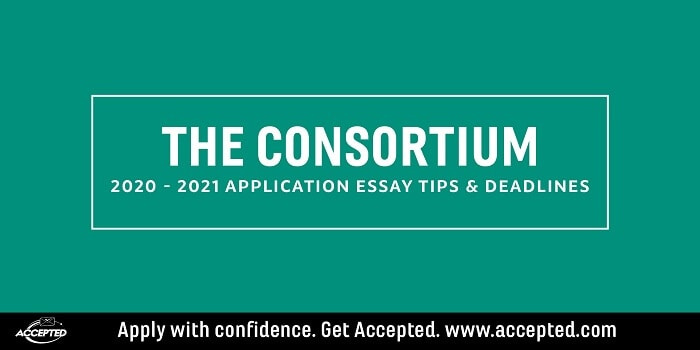 Tips for Completing the Consortium for Graduate Study in Management Application