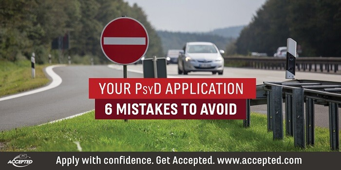 Your PsyD Application 6 Mistakes to Avoid