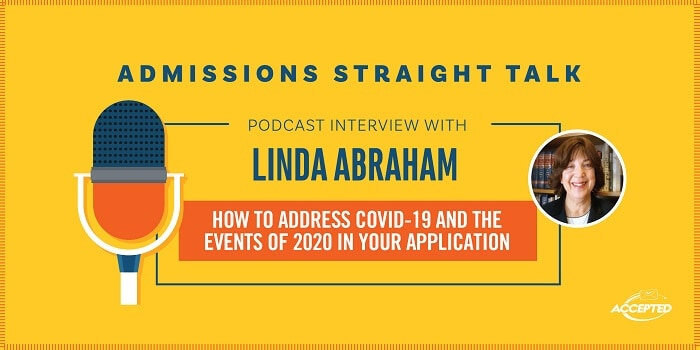 How to address COVID-19 and the events of 2020 in your application