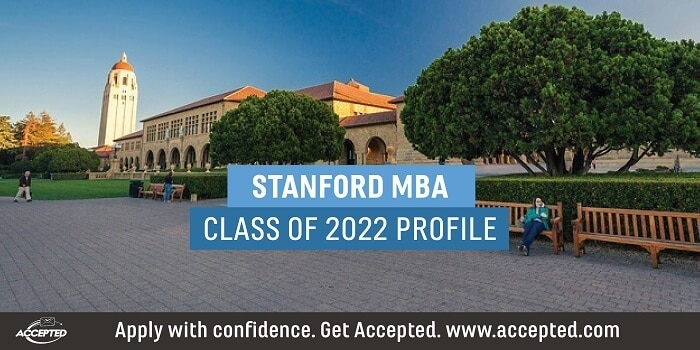 Stanford MBA class of 2022 profile
