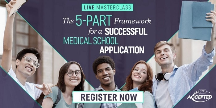 5-Part Framework for a Successful Medical School Application