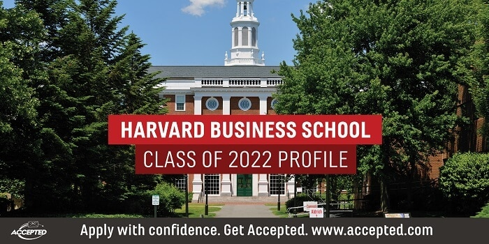 Harvard Business School MBA Class Entering 2020 Profile