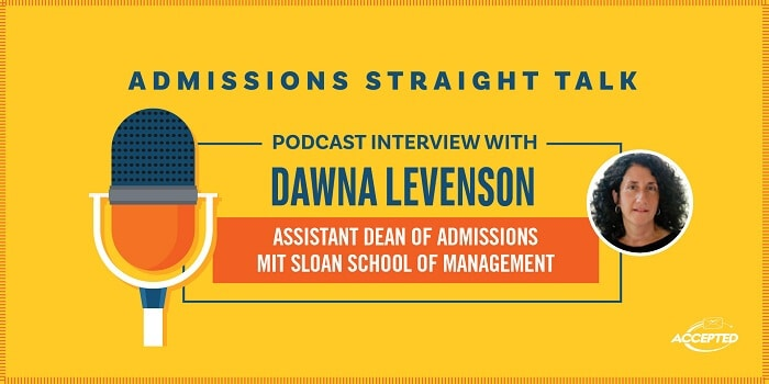 Podcast interview with Dawna Levenson